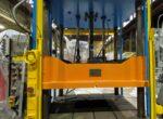 Used Metal Mechanics 50 Ton Trim Press Die Casting #4784
