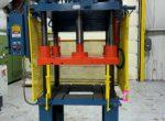 Used Die Cast Press 50 Ton Trim Press Die Casting #4640