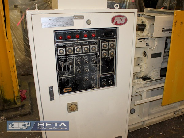 Used Toyo 138 Ton Cold Chamber Die Casting Machine #3880