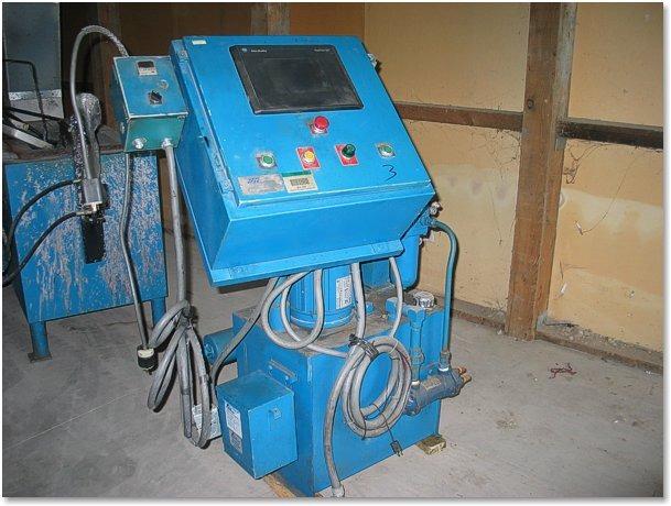 Used DTI 35 Ton Hot Chamber Die Casting Machine #3351