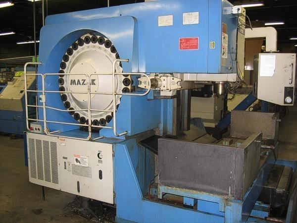 Used Mazak Vertical CNC Machine #3391