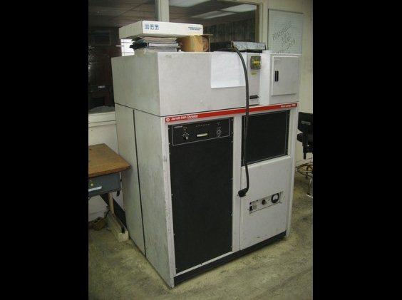 Used Spectrometer Jarrel-Ash #3710