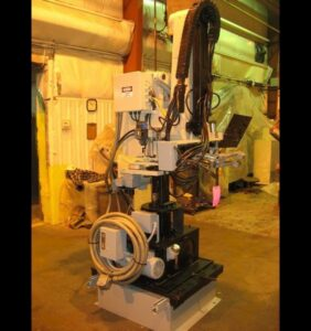 Extractor for Die Casting