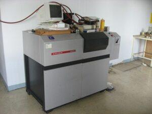 Spectrometer for Die Casting