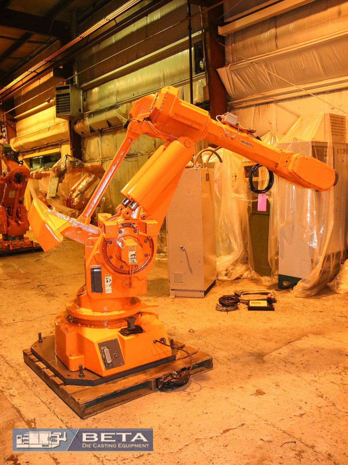 Foundry Industrial Robots