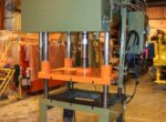 Used Die Cast Press 50 Ton Trim Press Die Casting #4117
