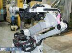 Used Kawasaki UX120G Robot #4158