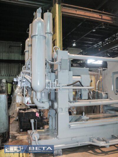 Used Idra 1350 Ton Cold Chamber Die Casting Machine #4172