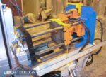 Used DTI Super 35 Ton Hot Chamber Die Casting Machine #4220