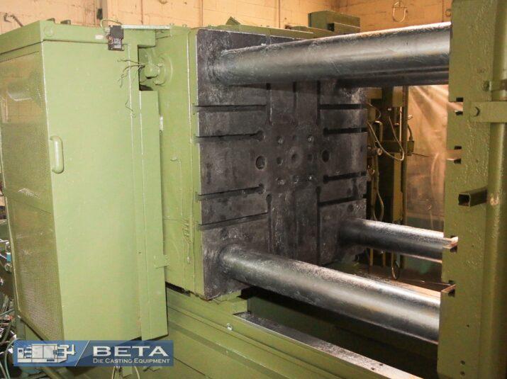 Used Italpresse 606 Ton Cold Chamber Die Casting Machine #4222