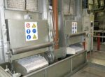 Used Striko Westofen 4409 Lbs Gas Melting and Holding Furnace #4418