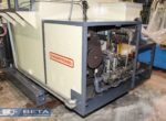 Used Thermtronix 1000 Lbs Gas Melting and Holding Furnace #4432