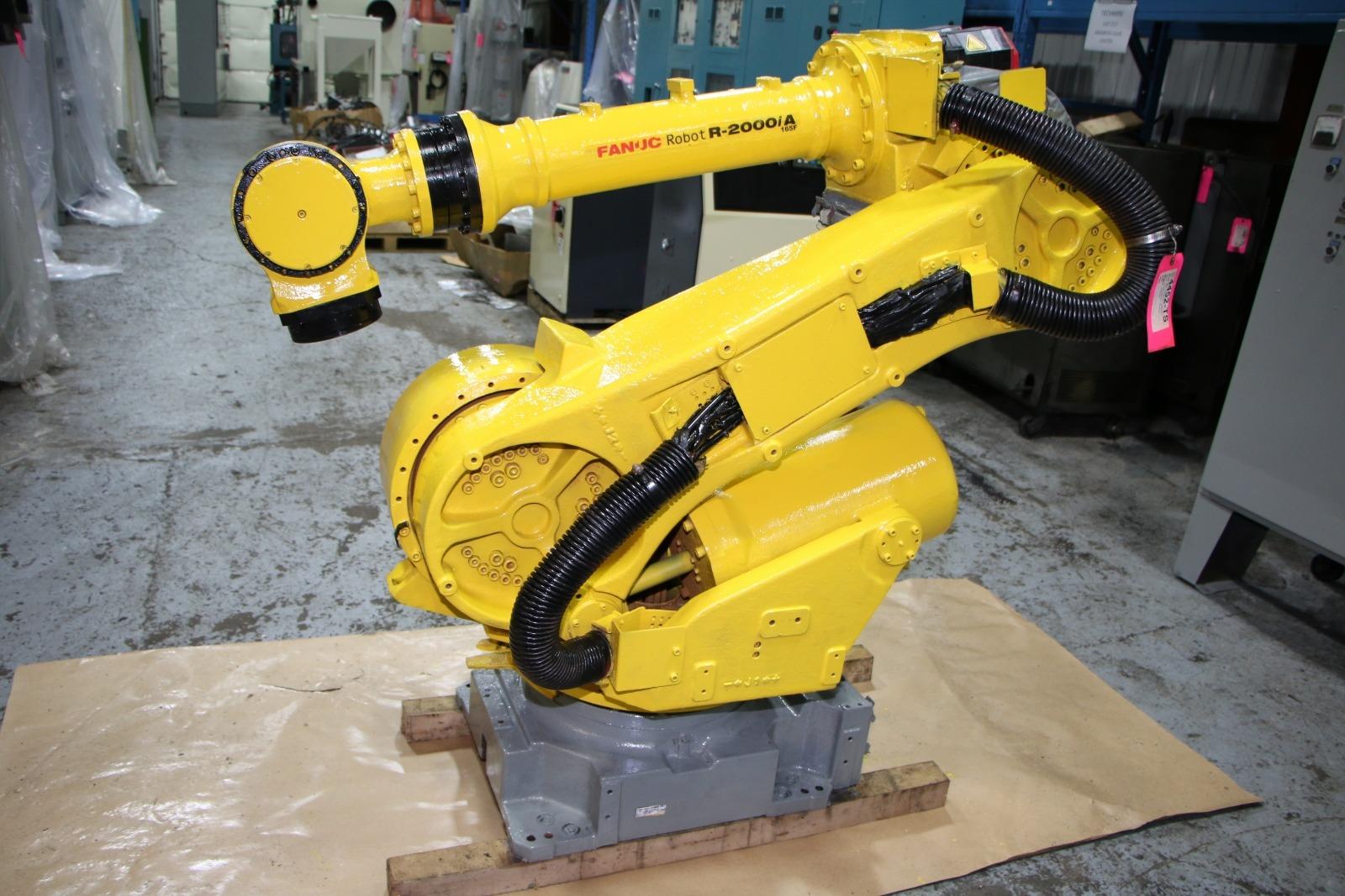 Used Fanuc R-2000iA Robot #4452