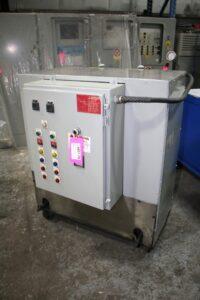 Hot Oil Temperature Control Unit