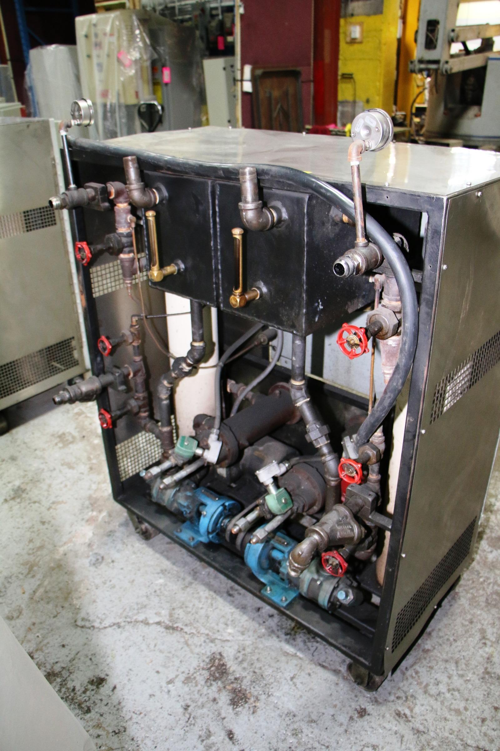 Used QPC Hot Oil Temperature Control Unit #4458