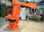 Used ABB 6400 Foundry Plus Robot #4504