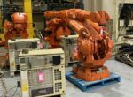 Used ABB 6400 Foundry Plus Robot #4505