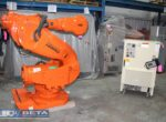 Used ABB 7600 Foundry Plus Robot #4514