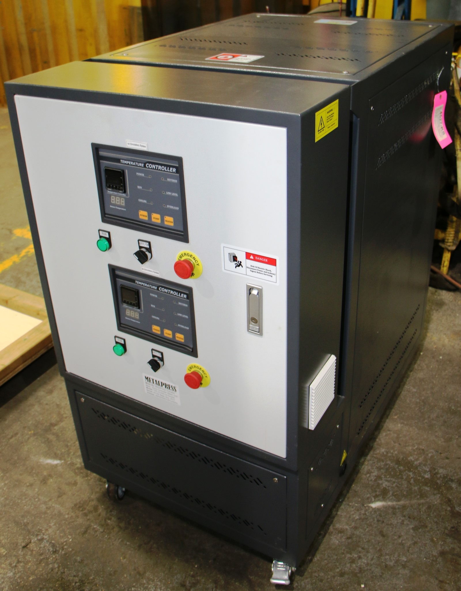 Hot Water Temperature Control Unit