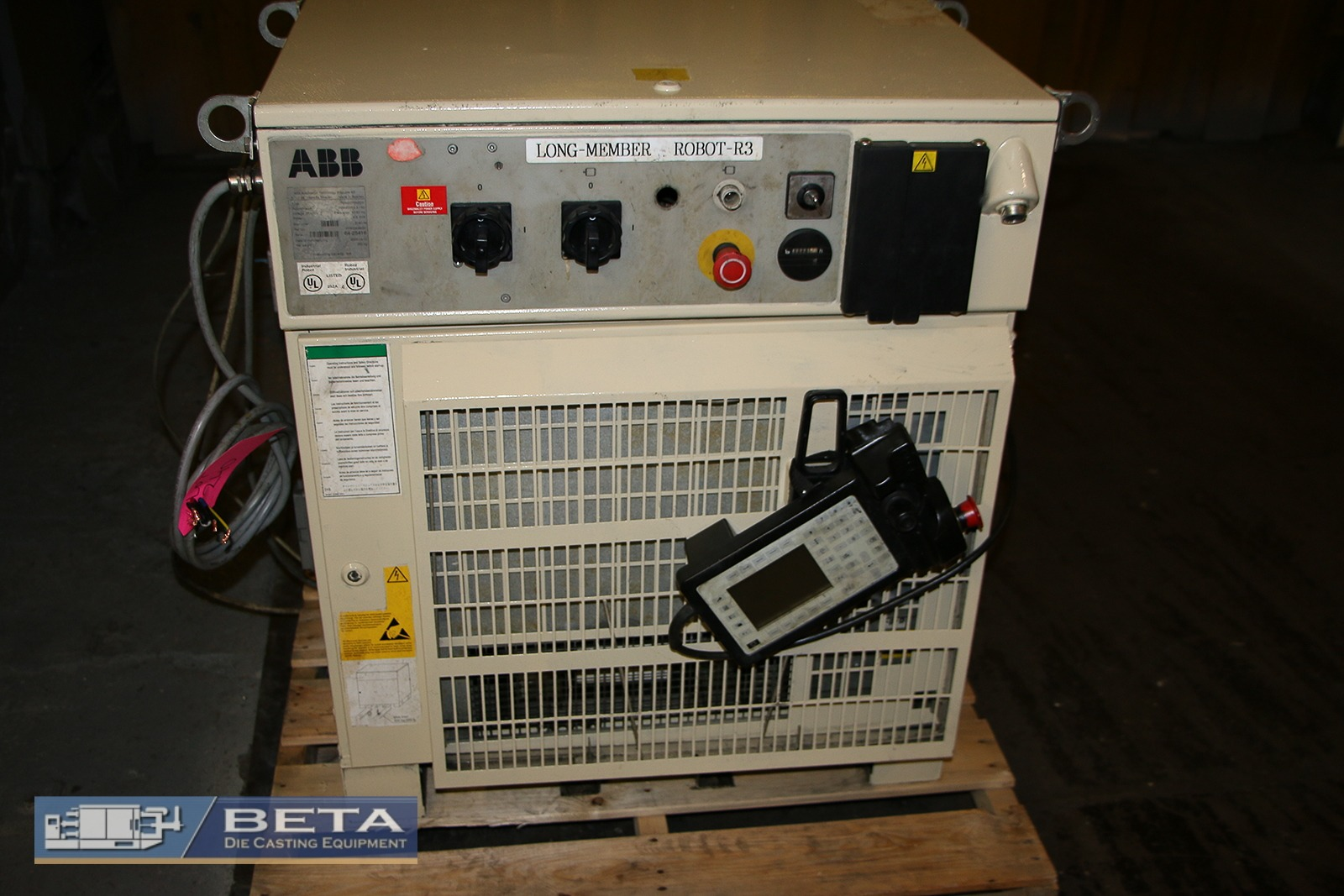 Used ABB 6400 Foundry Plus Robot #4535