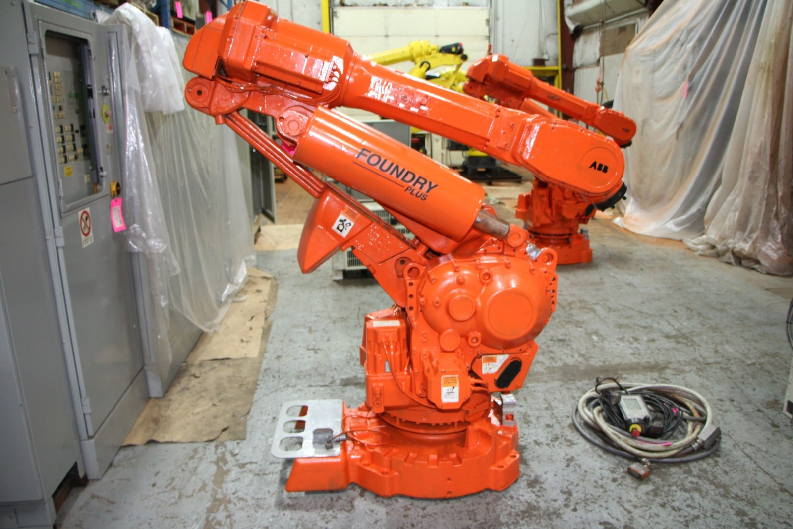 Used ABB 6400 Foundry Plus Robot #4578