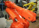 Used ABB 6400 Foundry Plus Robot #4579