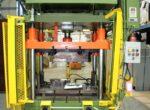 Used Metal Mechanics 35 Ton Trim Press Die Casting #4625