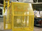 Used Metal Mechanics 35 Ton Trim Press Die Casting #4627