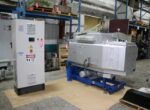 Used Meltec 7716 Lbs Electric Holding Furnace #4658
