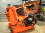 Used Hall 3HS Tilt Pour Molding Gravity Die Casting Machine #4674