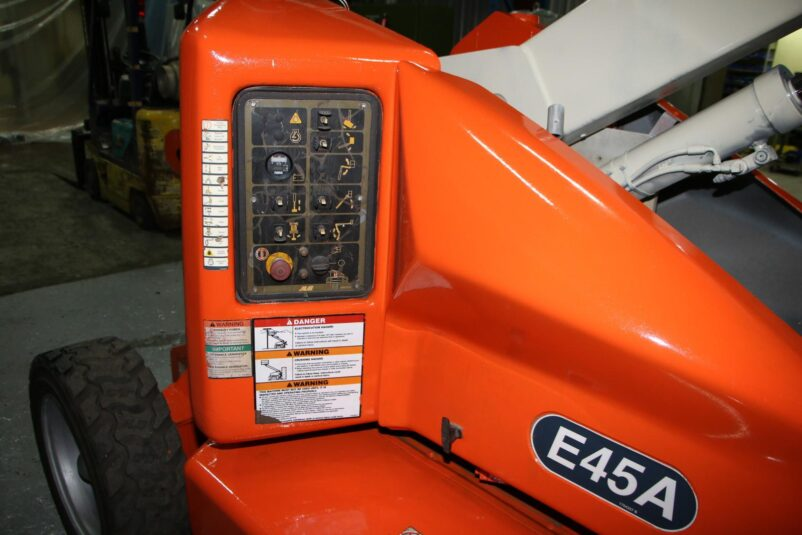 Used JLG 4E45A Skyjack Boom Lift #4686