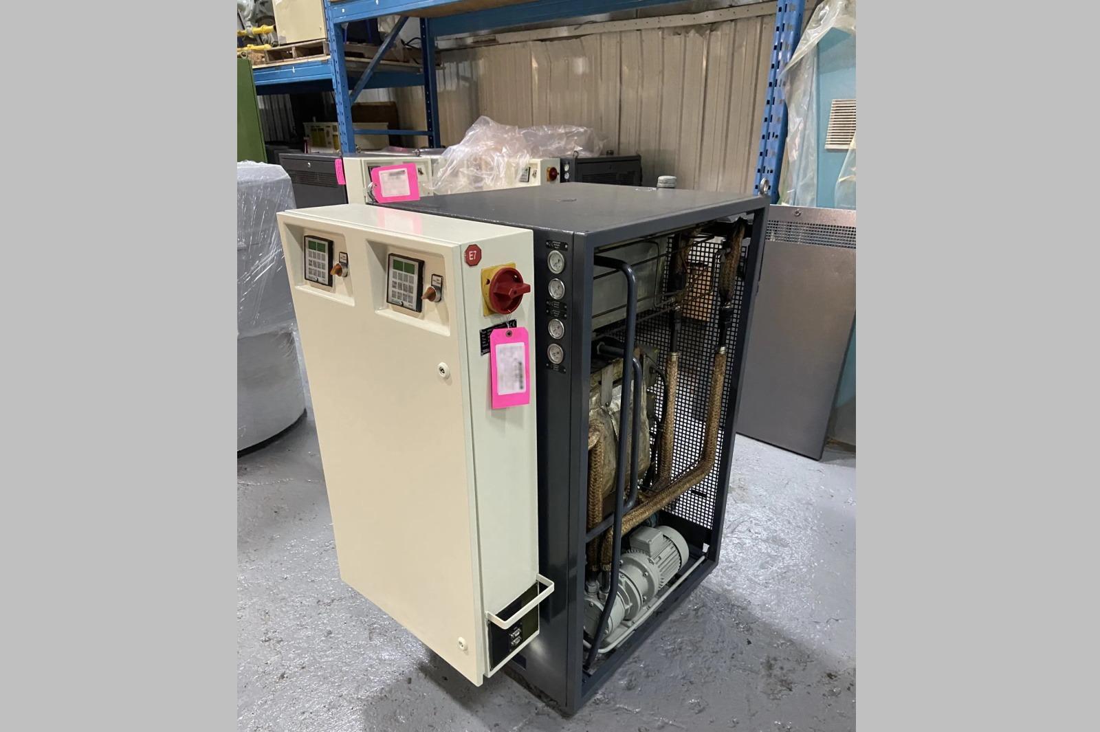 Used Regloplas Hot Oil Temperature Control Unit #4691