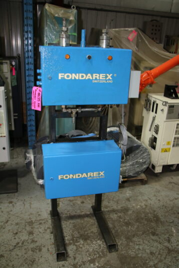 Used Foundrex VP3CRD3 Vacuum Unit #4695