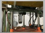 Used Metal Mechanics 20 Ton Trim Press Die Casting #4752