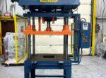 Used Metal Mechanics 20 Ton Trim Press Die Casting #4822