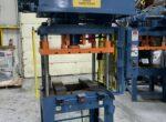 Used Metal Mechanics 30 Ton Trim Press Die Casting #4819