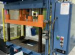 Used Metal Mechanics 30 Ton Trim Press Die Casting #4813