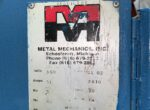 Used Metal Mechanics 30 Ton Trim Press Die Casting #4818