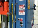 Used Metal Mechanics 30 Ton Trim Press Die Casting #4816