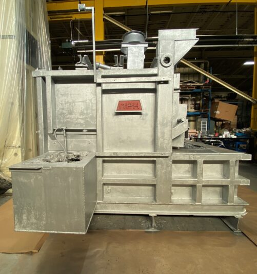 Used MPH Gas Melting and Holding Furnace #4789