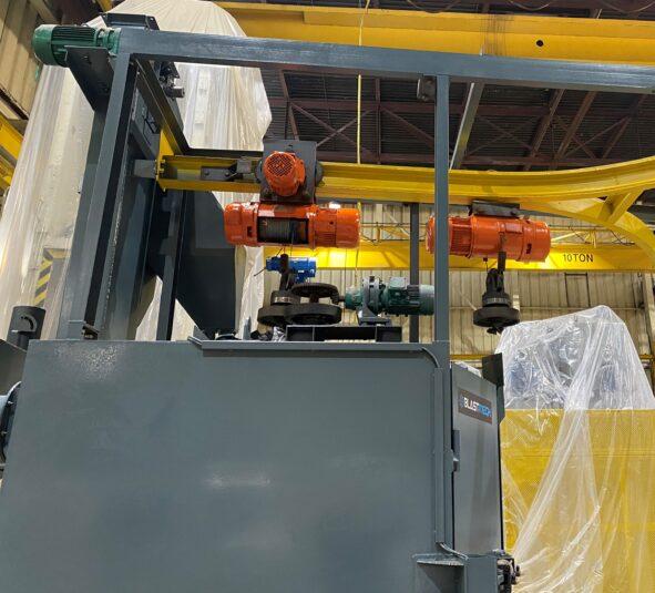 Spinner Hanger Shot Blast