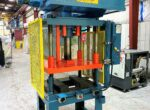 Used Metal Mechanics 30 Ton Trim Press Die Casting #4820