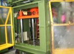 Used Metal Mechanics 35 Ton Trim Press Die Casting #4755