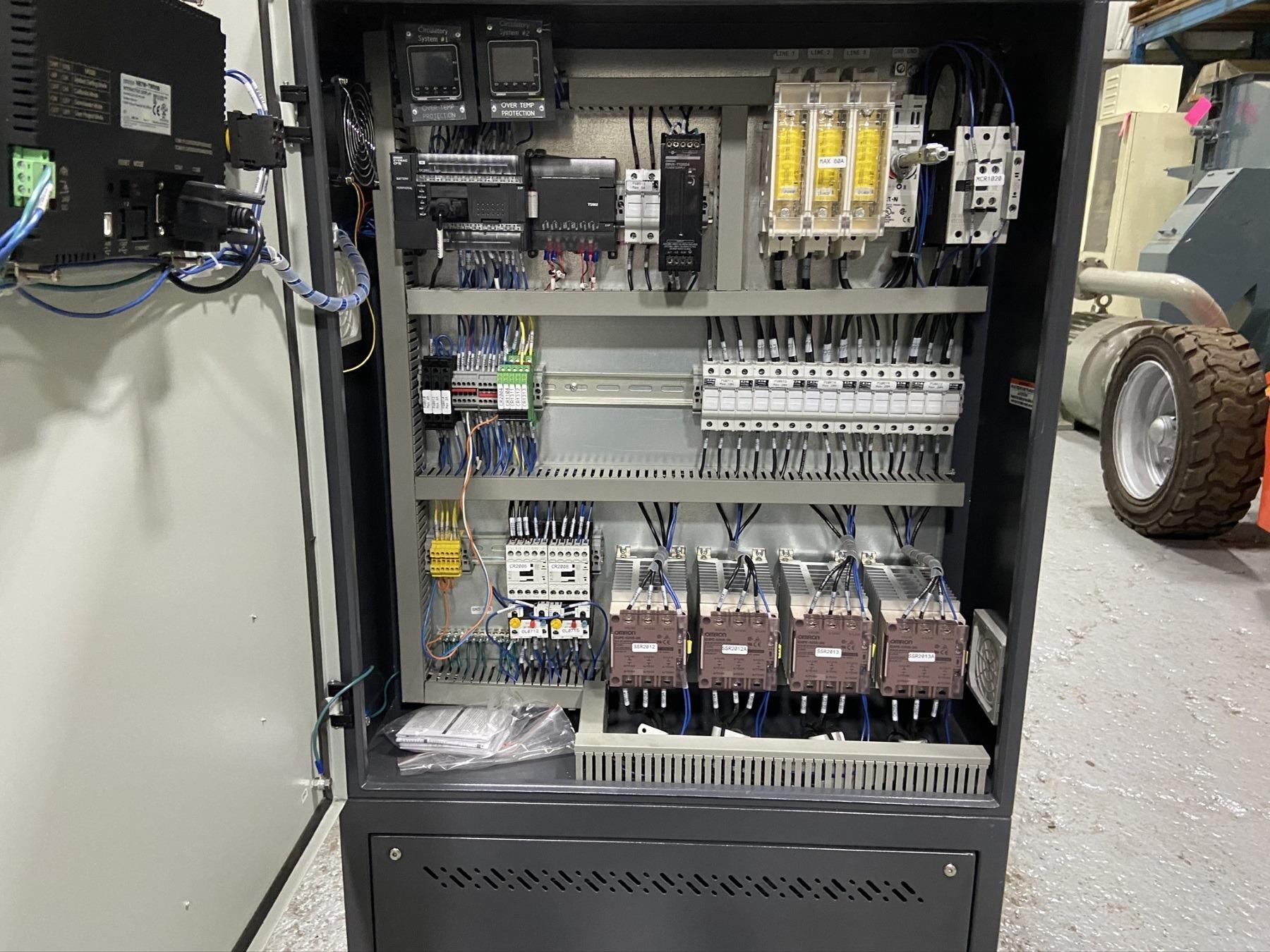 New MetalPress Hot Oil Temperature Control Unit #4556