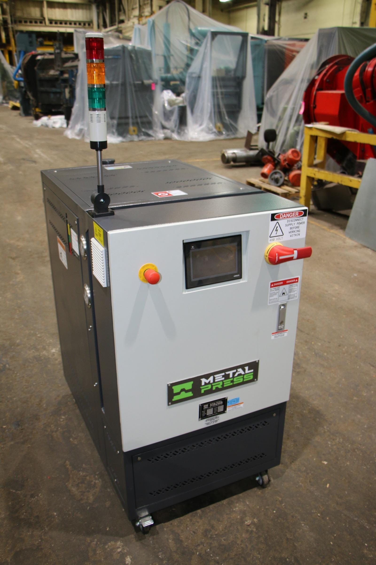 Hot Oil Temperature Control Units