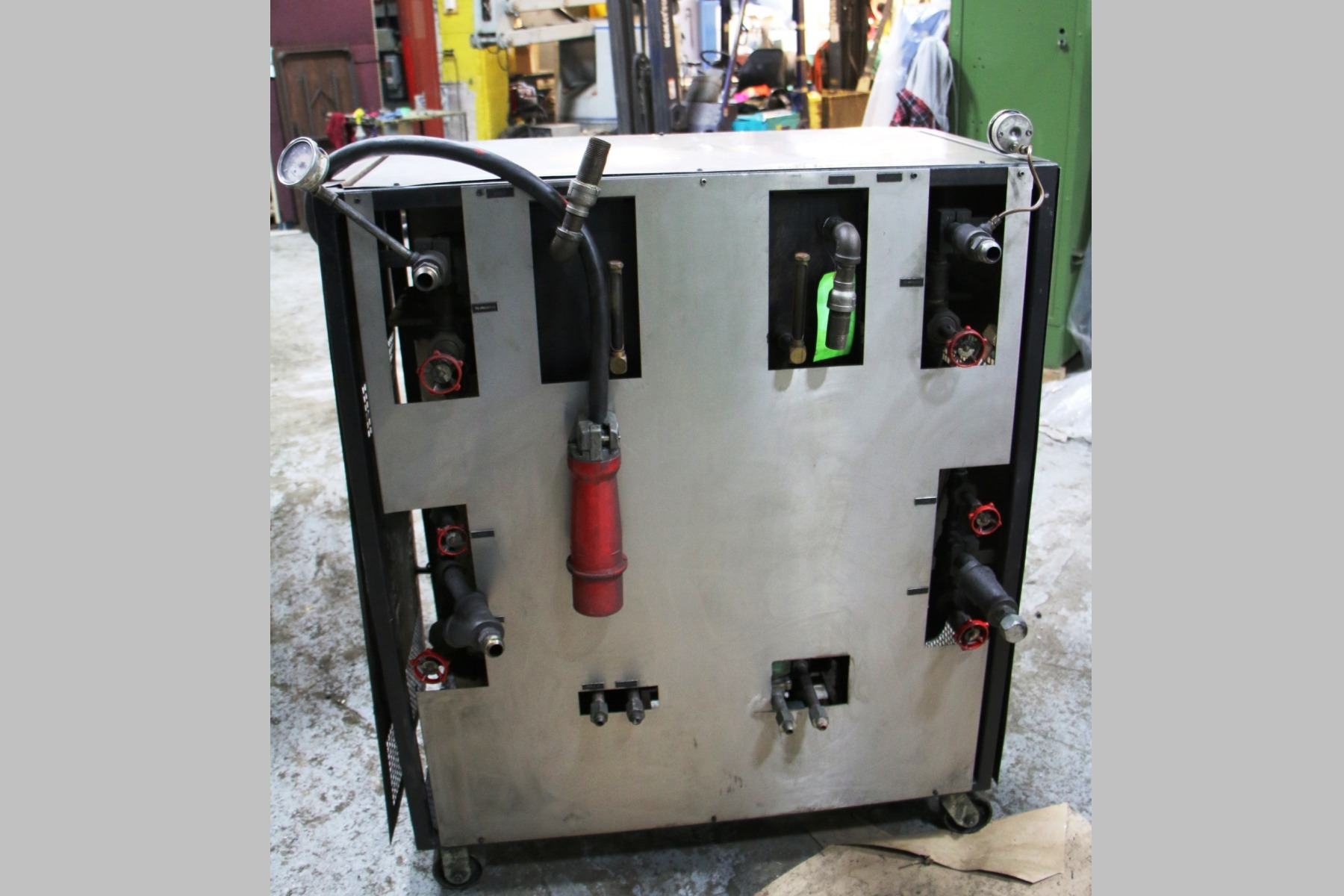 Used QPC Hot Oil Temperature Control Unit #4460