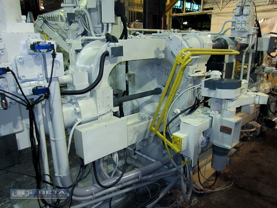 Used Toshiba 350 Ton Cold Chamber Die Casting Machine #3913
