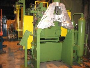 Hot Chamber Die Casting Machine