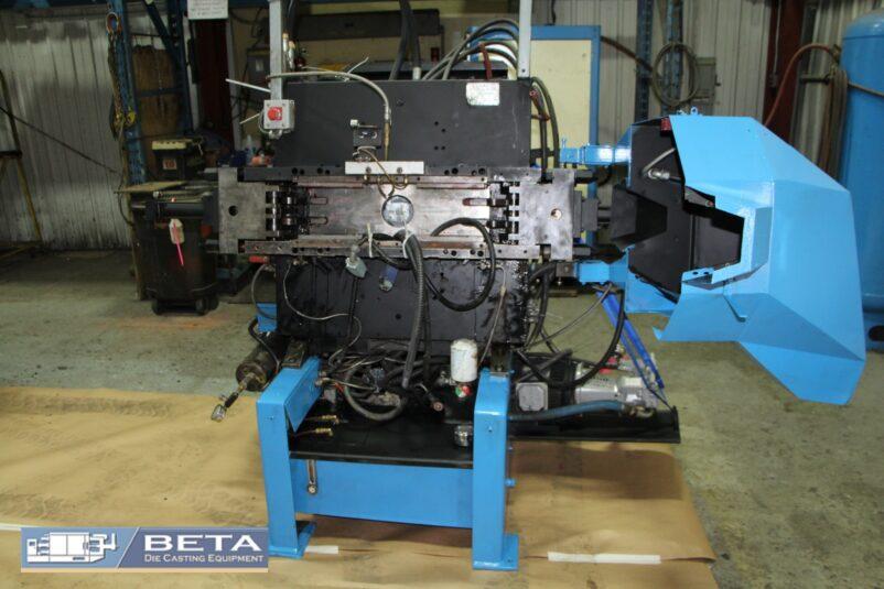 Used Techmire 66 (6 x 6) Multi-Slide Die Casting Machine #4492