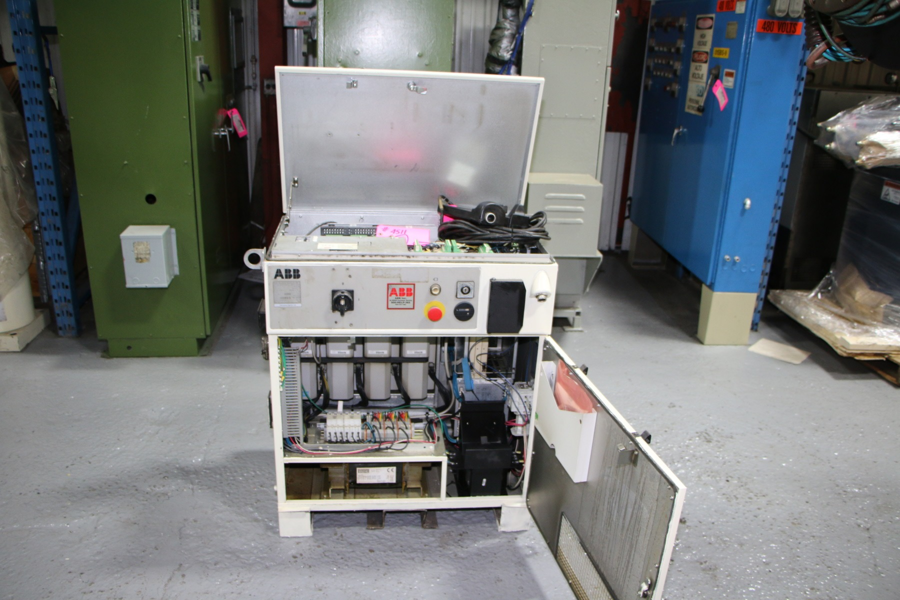 Used ABB 6400 Foundry Plus Robot #4511